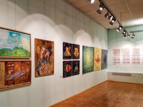 """Выставочный проект """"Поволжский треугольник"""" в Национальной художественной галерее"""
