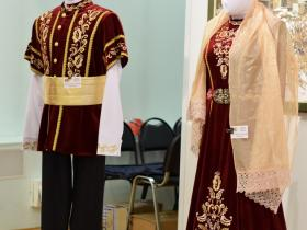Крымскотатарский костюм