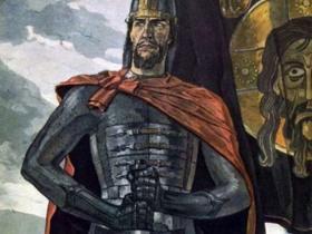 Александр Невский — великий русский правитель, полководец, дипломат и святой, особо почитаемый в народе.