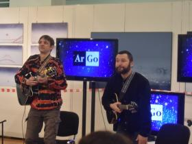 """Концерт группы """"АрГо"""" в Национальной художественной галерее"""