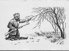 """А. Г. Орлов - серия """"Поэзия природы"""" (из фондов РМИИ)"""