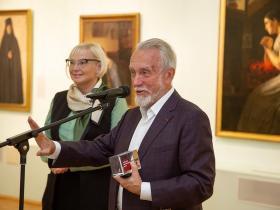 Открытие Культурно-выставочного центра Русского музея в Йошкар-Оле