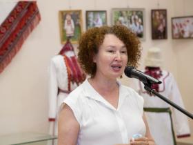 Заместитель министра культуры Марий Эл Е.Э. Бурнашева
