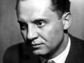 Советский писатель и драматург, публицист, сценарист Евгений Самойлович Рысс