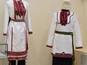 Работы вышивальщицы Лидии Васильевны Веткиной
