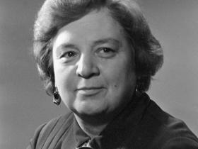Советская и российская детская писательница Ирина Петровна Токмакова