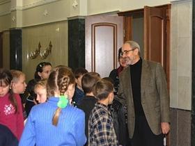 Заведующий Центра музейной педагогики и детского творчества Русского музея Б. А. Столяров